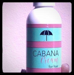 Cabanna cream for Hair